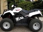 Kymco MXU 250 - 2010